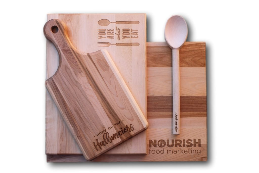 Wholesale and Custom Engraved and Personalized Cutting Boards - Made in Canada Since 2005