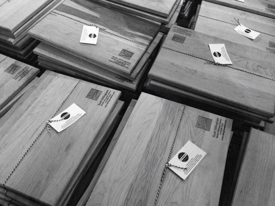Personalized Cutting Boards Canada Bulk Order