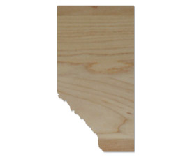 Wholesale Province Shaped Cutting Boards - Alberta
