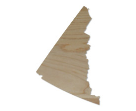 Wholesale Province Shaped Cutting Boards - Yukon