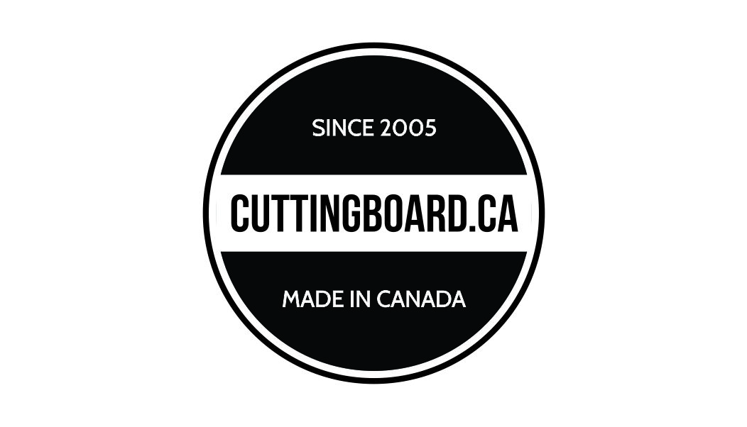 Personalized Cutting Boards - Made in Canada Since 2005