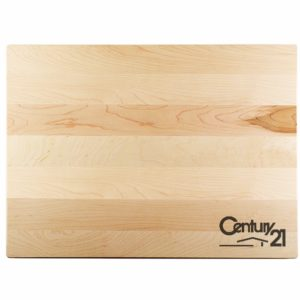 Wholesale Real Estate Closing Gift Cutting Board House Warming Gift - Century 21