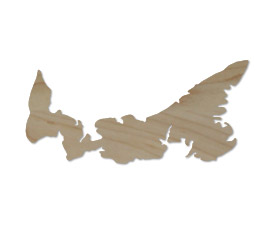 Wholesale Province Shaped Cutting Boards - Prince Edward Island