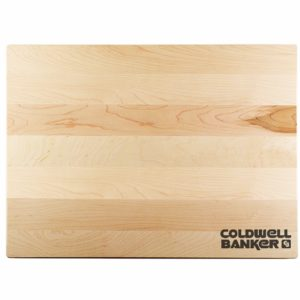 Wholesale Real Estate Closing Gift Cutting Board House Warming Gift - Coldwell Banker