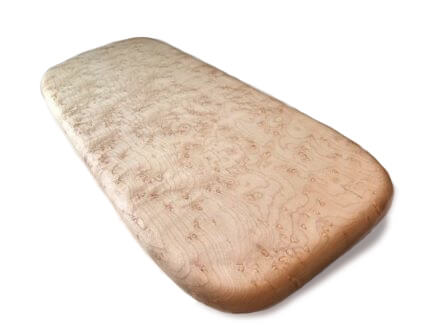 Birdseye_Maple_Charcuterie_Board_8_x_20