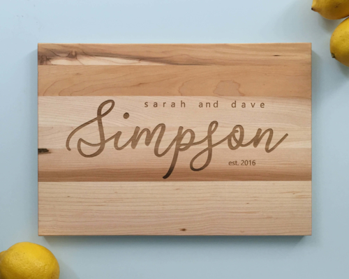 Personalized_and_Engraved_Wood_Cutting_Board_Last_Name_Large_Centered