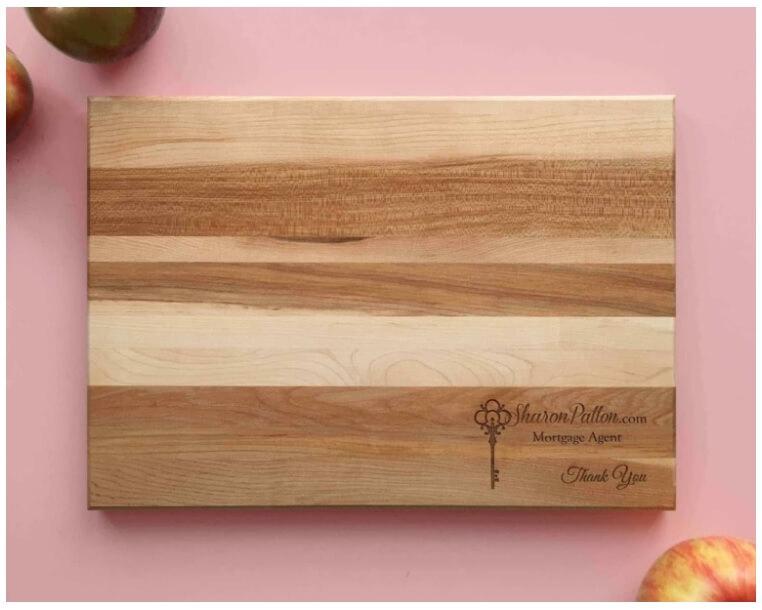 Personalized Cutting Boards Canada Housewarming Gift
