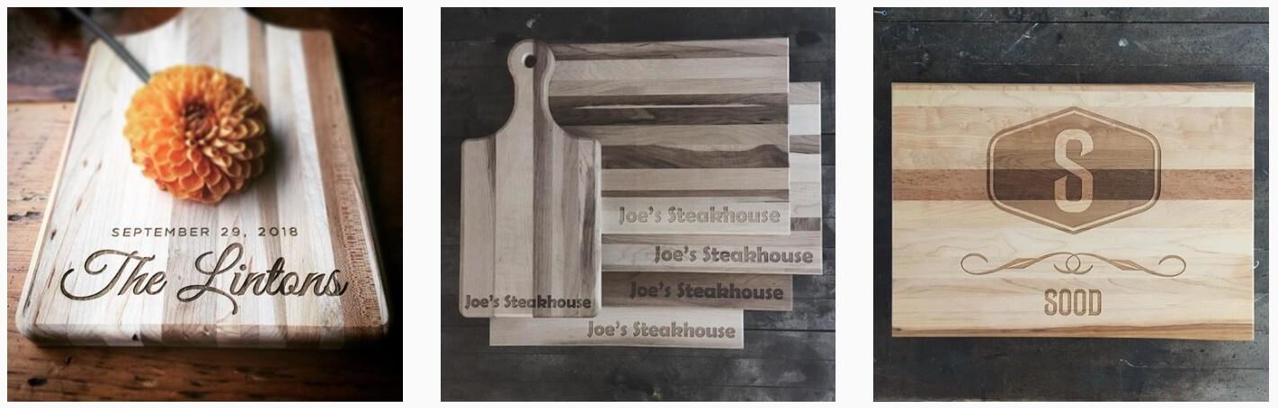 Cutting Board Canada Company Mission - Beautiful Cutting Boards For Hospitality