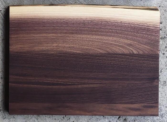 Live Edge Walnut Cutting Boards