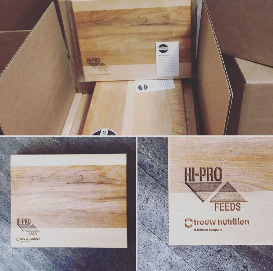 Farm Cutting Board Program - Hi-Pro Feeds
