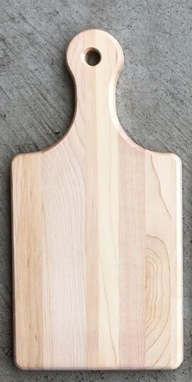 Maple-Cutting-Board-With-Handle