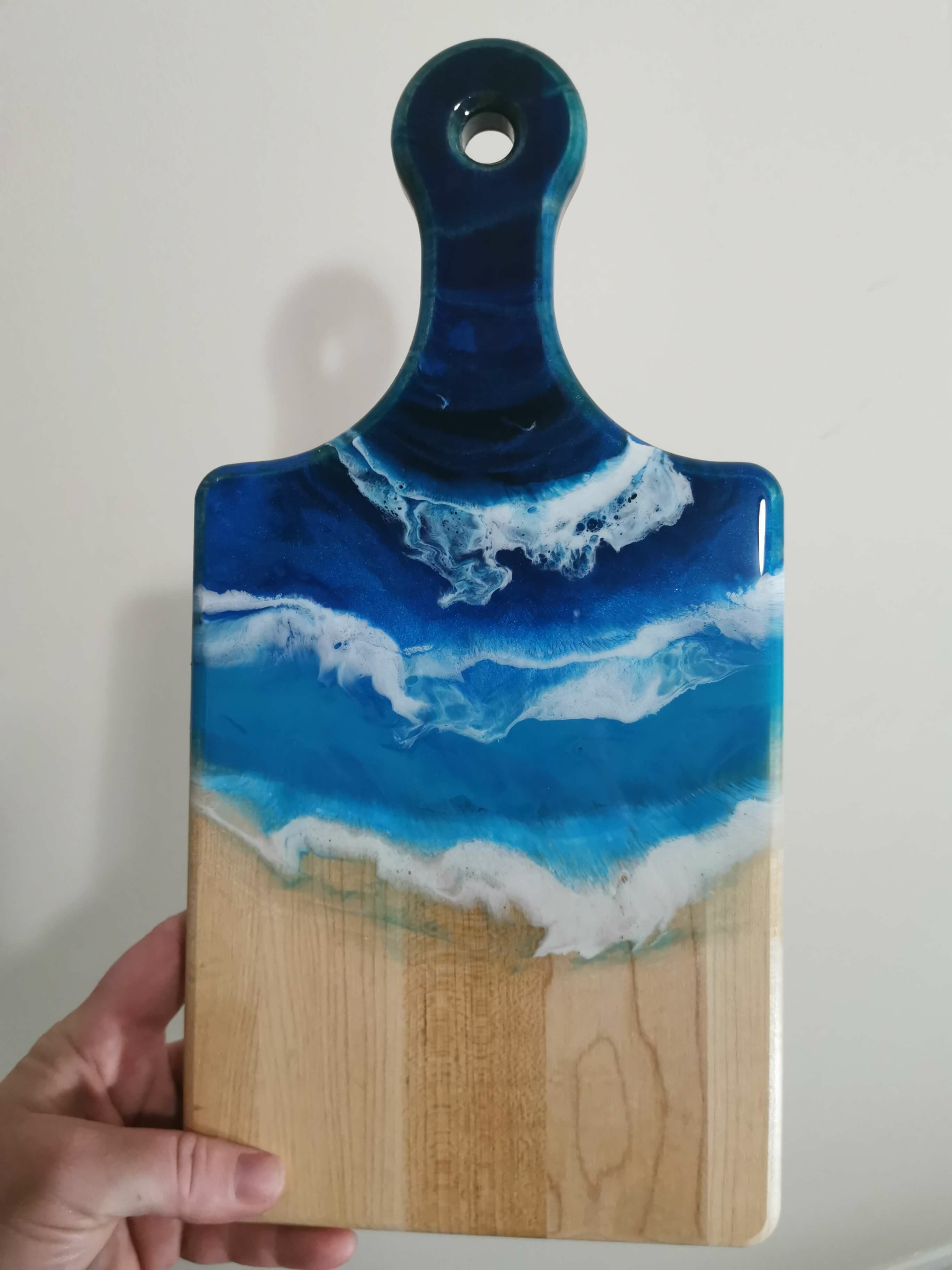 Resin Cutting Boards - Jennifer McKay - 3