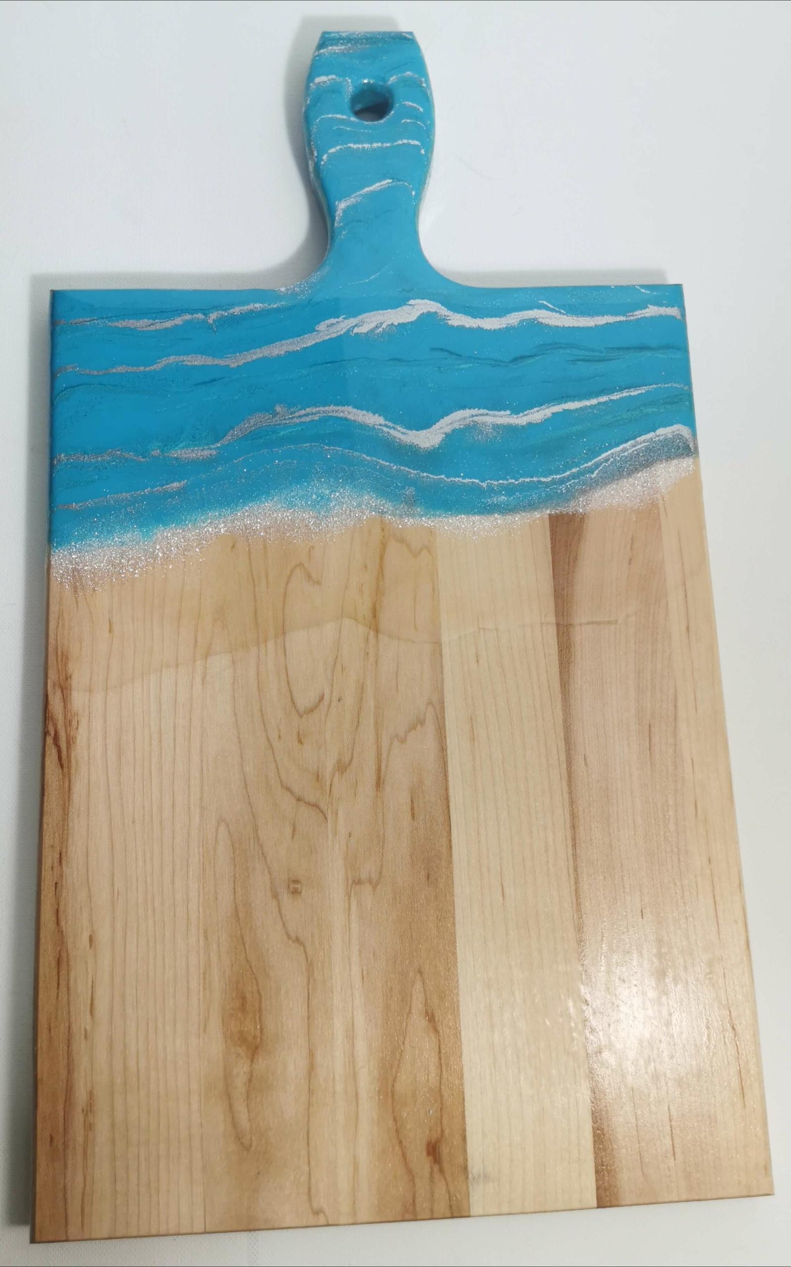 Resin Cutting Boards - Jennifer McKay - 7
